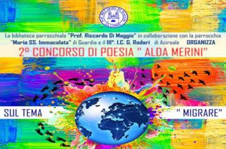 """2° Concorso di Poesia """"Alda Merini"""""""