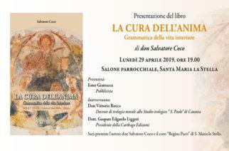 Presentazione del Libro di don Salvatore Coco a Santa Maria La Stella