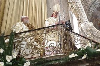 Giovedì Santo, Messa crismale –  Omelia del Vescovo A. Raspanti
