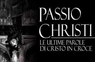 """Concerto a San Sebastiano -""""Passio Christi: le ultime parole di Cristo in Croce"""""""