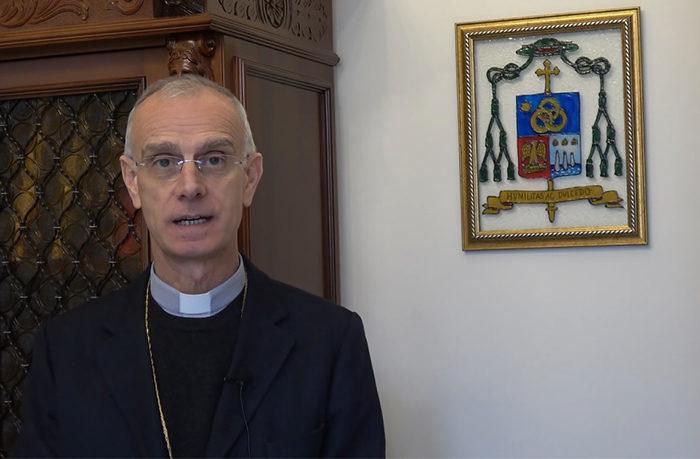 Auguri di Pasqua 2019 _Mons. Antonino Raspanti, Vescovo diocesi di Acireale