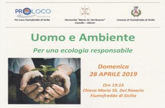 Uomo e Ambiente – Per una ecologia responsabile