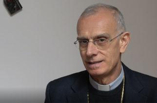 """La Voce del Vescovo, mons. A.Raspanti: """"Il tempo di Pasqua ci permette di camminare insieme"""""""