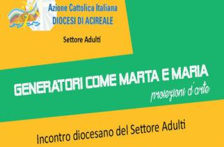 Incontro diocesano del Settore Adulti A.C.