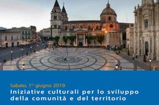 Iniziative culturali per lo sviluppo della comunità e del territorio