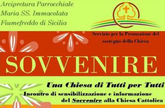 Una Chiesa di Tutti per Tutti – Sovvenire alla Chiesa Cattolica