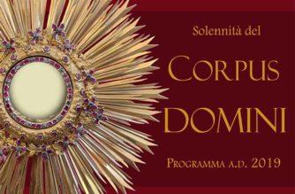 Solennità del Corpus Domini nella città di Acireale