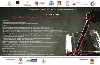 """""""Qualità del vino e consumo consapevole tra i giovani"""" – Introduce il vescovo Raspanti"""