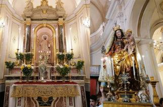 Maria SS della Catena ad Aci San Filippo_L'omelia di don Roberto Strano