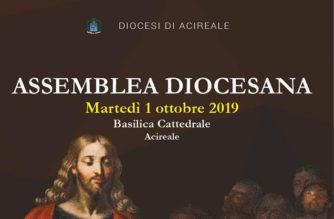 Assemblea diocesana e 8° anniversario del vescovo A.Raspanti in Cattedrale