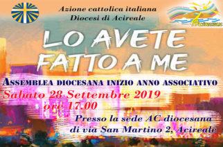 Assemblea diocesana di Azione Cattolica