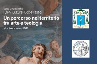 """""""Un percorso nel territorio tra arte e teologia""""_ Corso di formazione"""