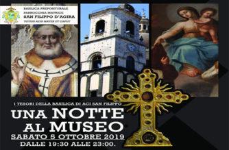 Museo Basilica San Filippo – Una Notte al Museo