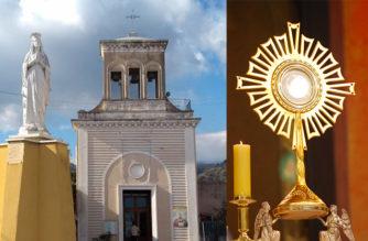 6° anniversario dell'adorazione eucaristica perpetua in Macchia di Giarre