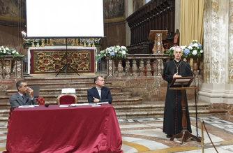"""Mons. A. Raspanti: """"Essere missionari è tornare al centro, all'unione con Cristo"""""""