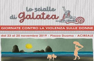 Giornate contro la Violenza sulle Donne – Lo scialle di galatea