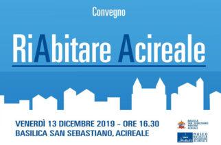 Convegno a San Sebastiano – RiAbitare Acireale
