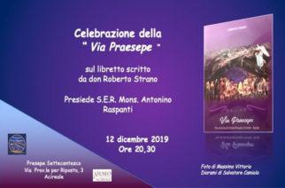 """Celebrazione della """"Via Praesepe"""""""
