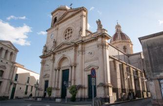 Post Sisma, Raccolta Fondi per la chiesa Matrice di Aci Catena