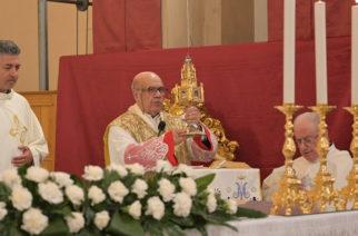 45° anniversario di sacerdozio di don Rosario Di Bella