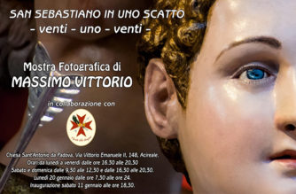 Mostra Fotografica – San Sebastiano in uno scatto