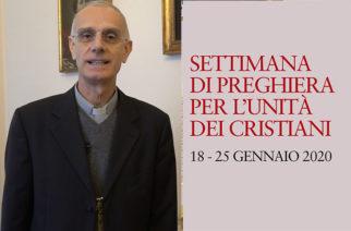 """Il Vescovo Raspanti: """"E' forte il desiderio di unità tra le varie confessioni cristiane"""""""