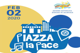 2 febbraio, Piazza la Pace – Festa dell'Azione Cattolica