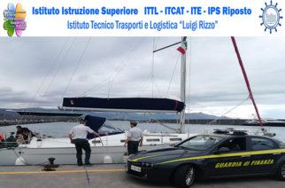 Riposto: Inaugurazione Barca sequestrata agli scafisti. Presente il vescovo Raspanti