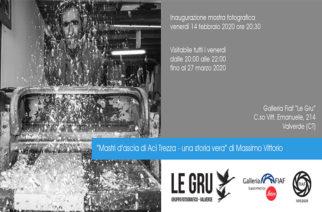 La mostra fotografica di Massimo Vittorio a Valverde