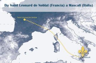 San Leonardo, incontro a Mascali