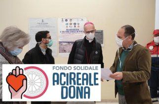 """""""Acireale dona"""" – Fondo per l'emergenza Covid-19"""