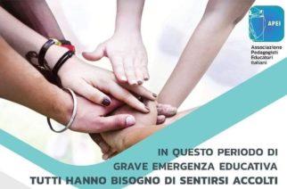 """""""Pedagogia dell' Emergenza"""" – COVID 19"""