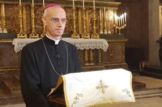 Maria SS. Madre di Dio, Commento del vescovo Antonino Raspanti