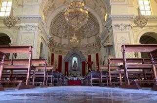 Ristrutturazione del tetto della Basilica in Castiglione di Sicilia