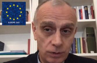 Il vescovo Raspanti in videoconferenza per ricordare i 70 anni dell'Europa