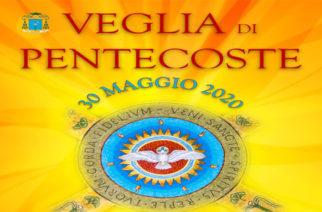 Sabato 30 maggio, Veglia di Pentecoste in diretta streaming