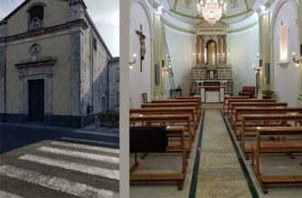 Sisma 2018, Riapre la chiesa di Fiandaca