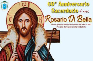 60° di sacerdozio di Mons. Rosario Di Bella