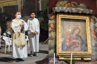 Ad Acireale tanti pellegrini per la Madonna delle Grazie