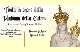 Castiglione di Sicilia, Festa della Madonna della Catena