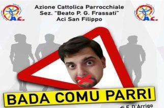 Aci San Filippo, Teatro dei giovani di Azione Cattolica