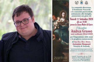 Ordinazione diaconale di Andrea Grasso