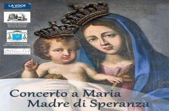 Domenica 13 settembre, Loreto: Concerto a Maria