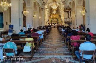 """Il vescovo Raspanti ai Catechisti: """"Seminate speranza, consolazione e fiducia"""""""
