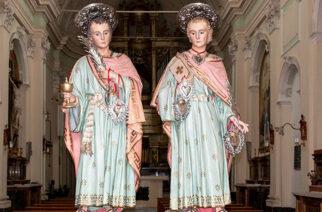 Aci Catena, la festa dei Santi Cosma e Damiano