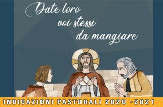 Indicazioni pastorali 2020/2021