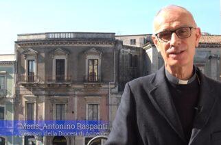 Il vescovo A.Raspanti, Messaggio per la Giornata dei Poveri