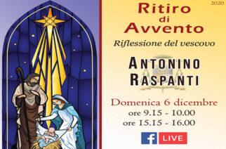 Ritiro d'Avvento del vescovo Raspanti