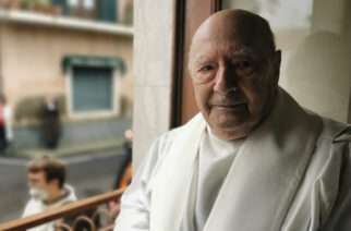 I cento anni di don Francesco Panebianco, il sacerdote più anziano della diocesi