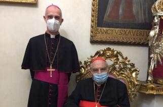 "Raspanti: ""San Giuseppe padre tenero, uomo giusto e custode fedele"""